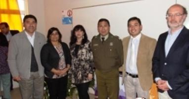 CFT UDA patrocinado por Teck dictó un curso de liderazgo para la Unión Comunal Rural de Vallenar