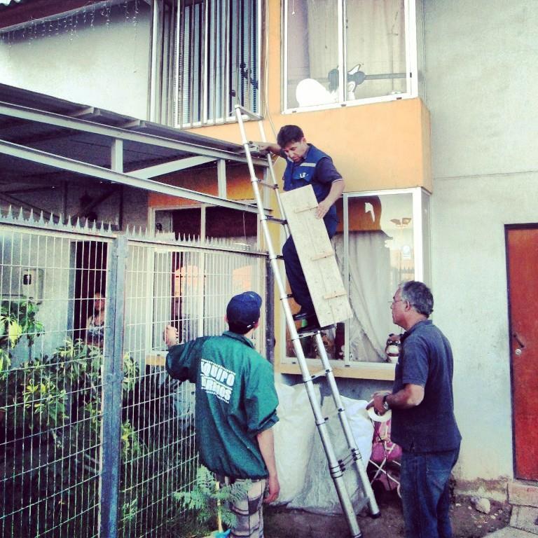 Barrio Vista Alegre de Vallenar tiene más seguridad con alarmas comunitarias