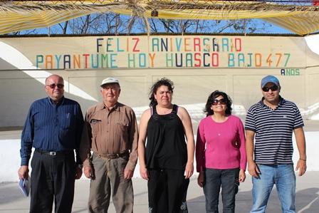 Agrupación Huasco Bajo 1