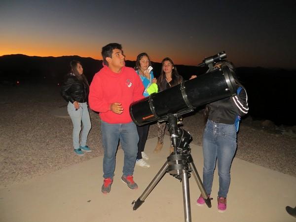 """""""Descubre Atacama"""" promueve el turismo social en la región"""