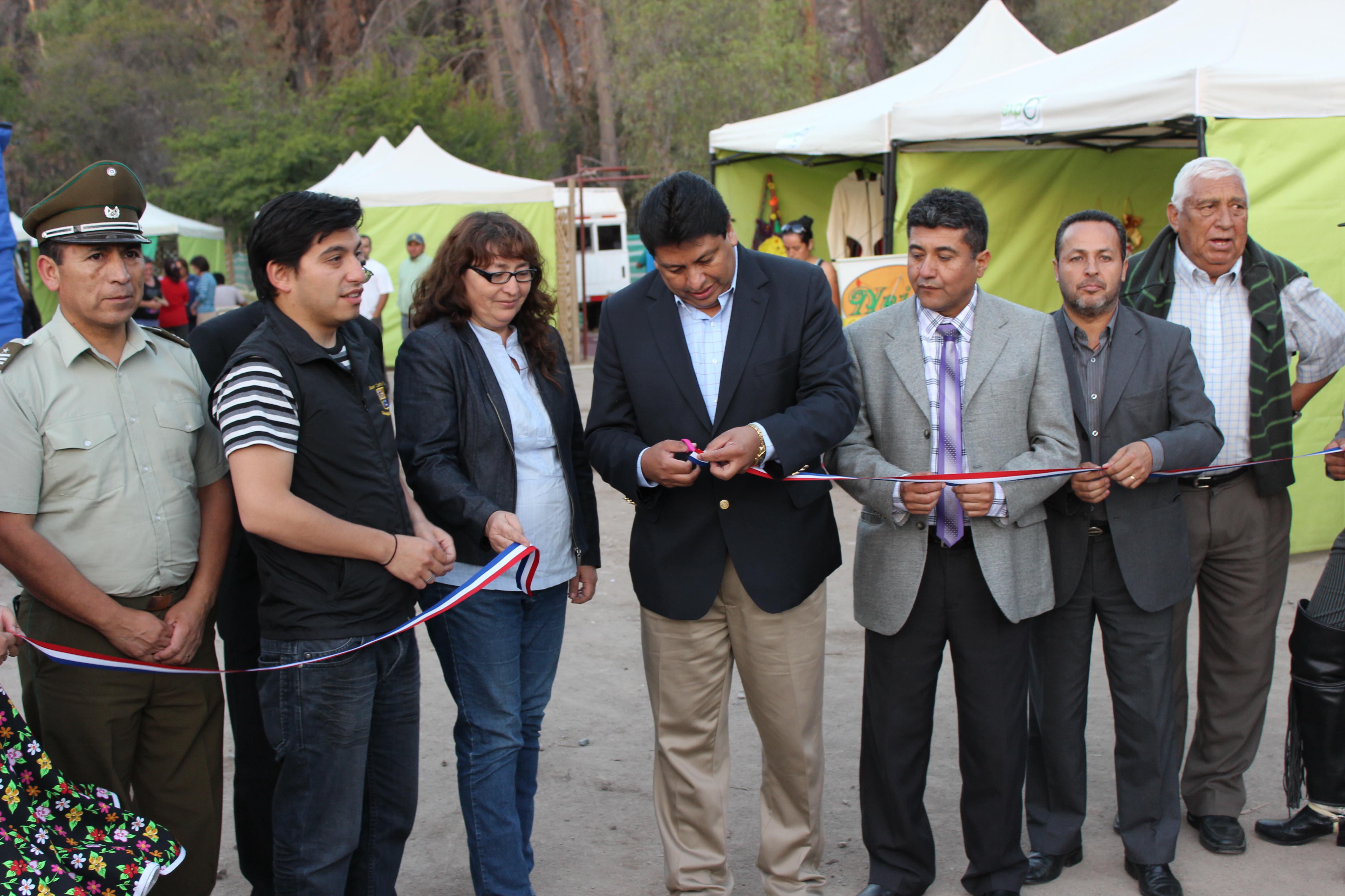 Hasta el domingo estará abierta Feria ExpoHuasco 2013 en vivero municipal