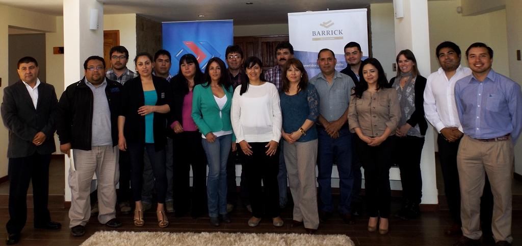 Barrick Pascua-Lama inicia programa de capacitación a empresas locales de mantenimiento industrial