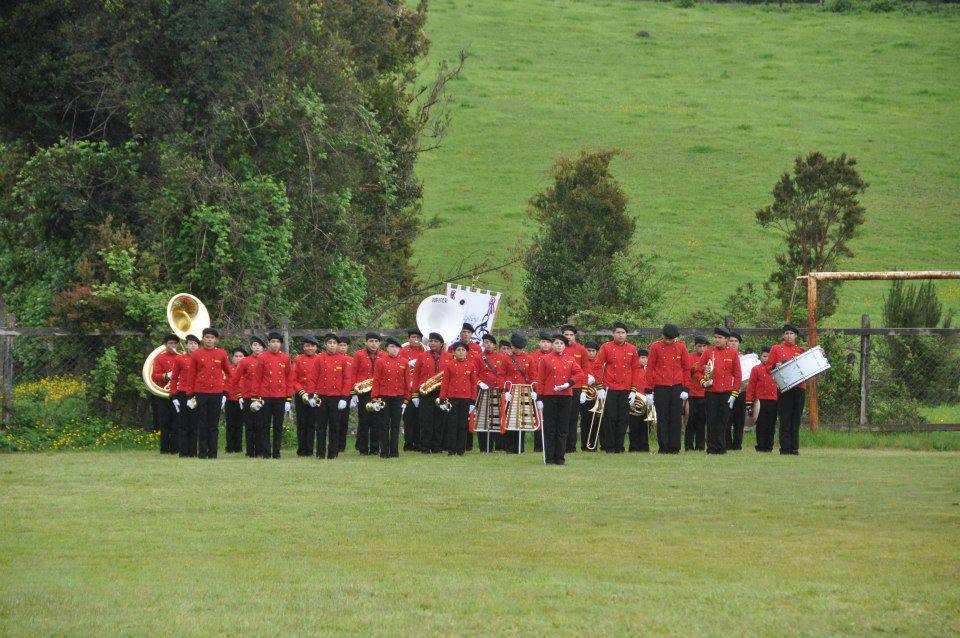 Banda de músicos de Freirina participa en encuentro nacional en Chiloé