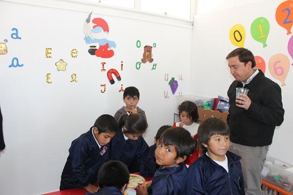 Importantes mejoras se han desarrollado en establecimientos educacionales de Freirina