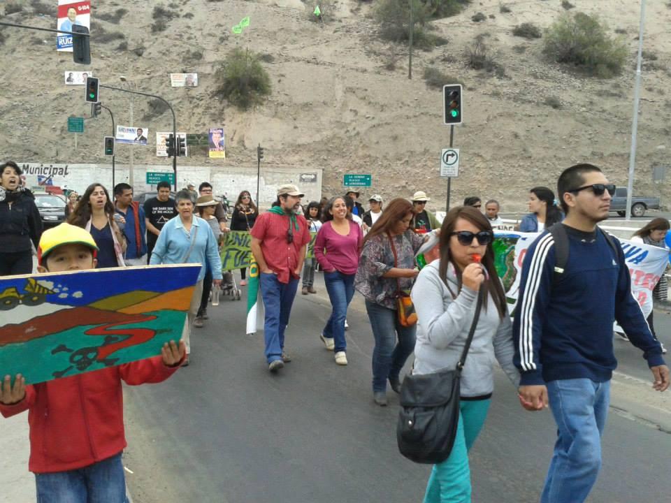 Grupos ambientales convocan a velatón en Vallenar (Video)