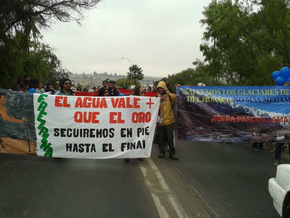 Los motivos del valle del Huasco para movilizarse