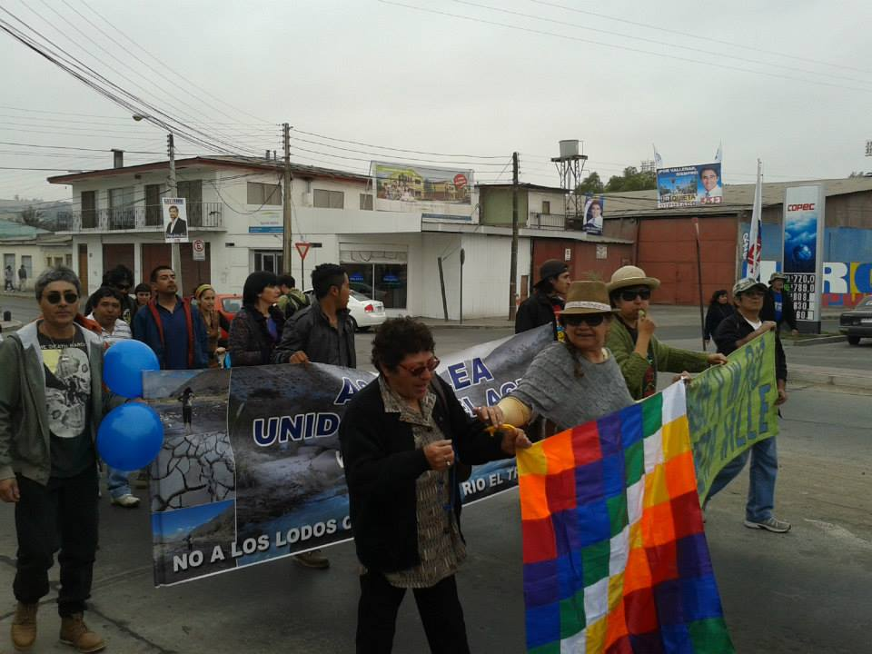 Ambientalistas convocan a marcha y festival para 30 de noviembre