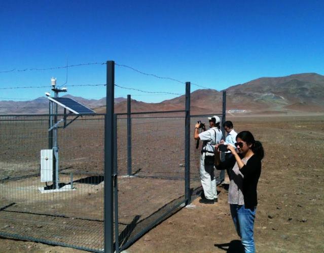 Corporación del Banco Mundial estudia financiar  proyecto fotovoltaico en Atacama