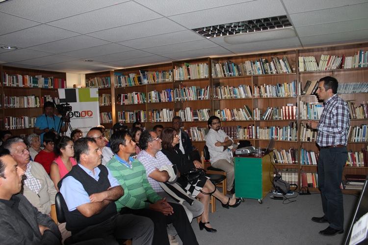 Positiva participación ciudadana en Freirina para remodelación de monumento nacional