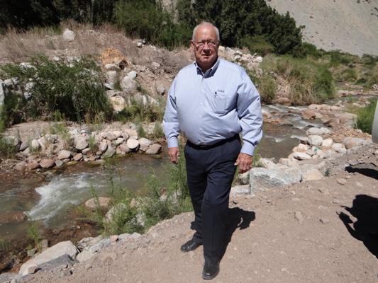 Experto estadounidense visita Atacama y prepara nuevo plan de siembra de nubes para 2014