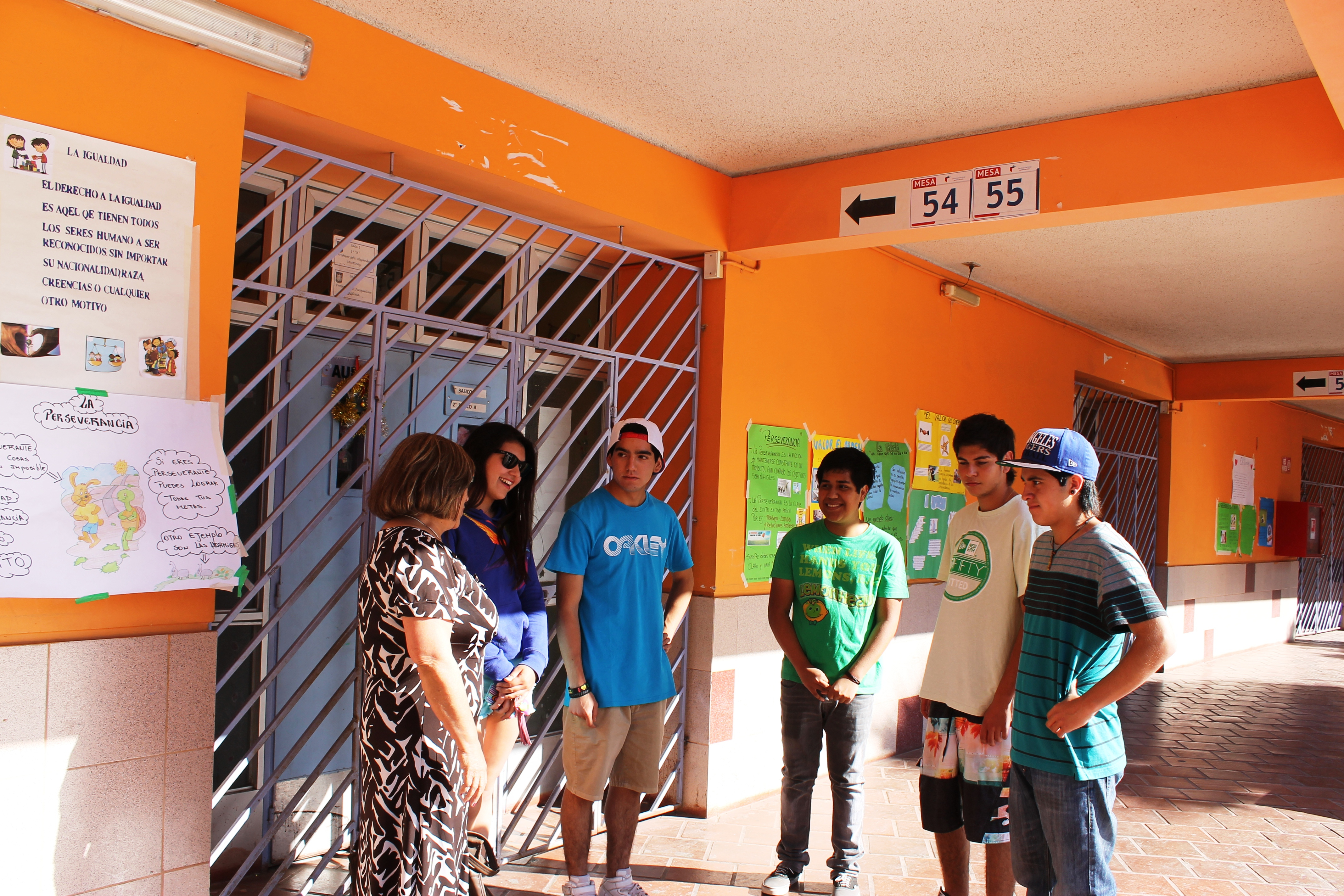 959 estudiantes rinden la PSU en la Provincia del Huasco
