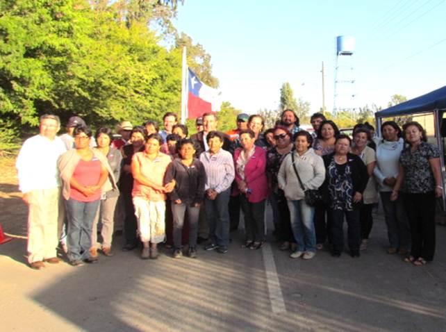 Comunidad de Buena Esperanza cuenta con mejorado Sistema de agua potable rural