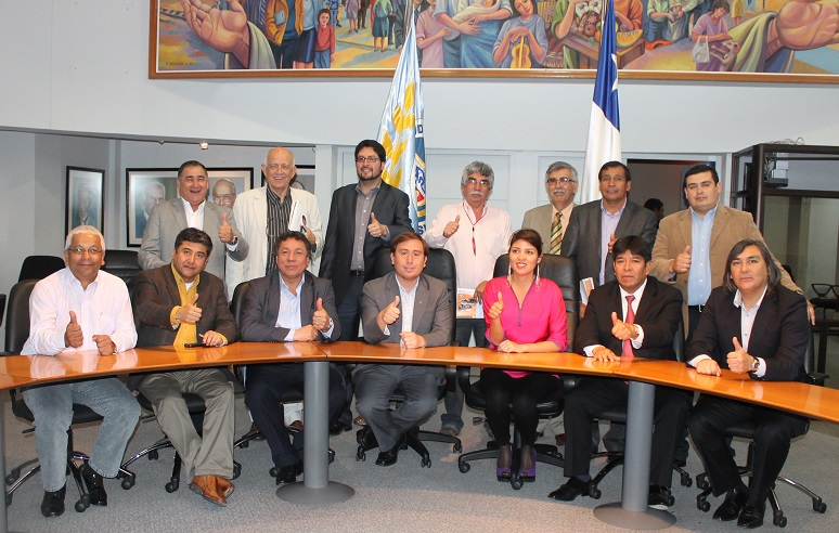 Asociación de Municipalidades del Norte se reunió en la provincia del Huasco para redactar documento para presidenciales