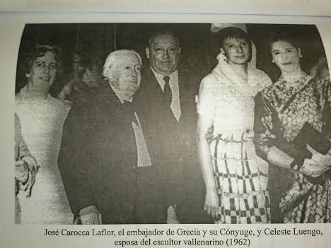 Recuerdan a José Carocca Laflor en conmemoración de natalicio