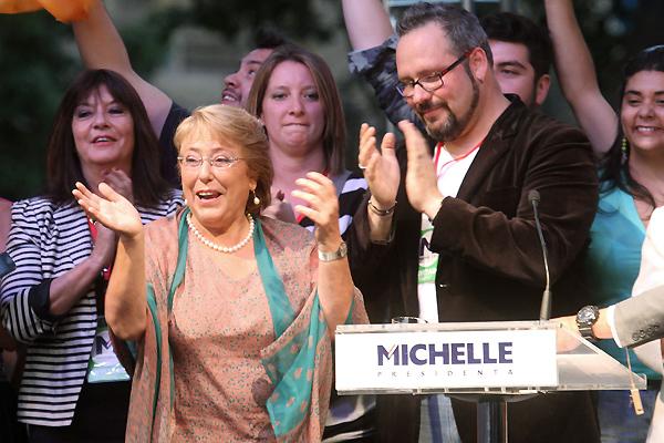 Bachelet: Están dadas condiciones para iniciar transformaciones de fondo