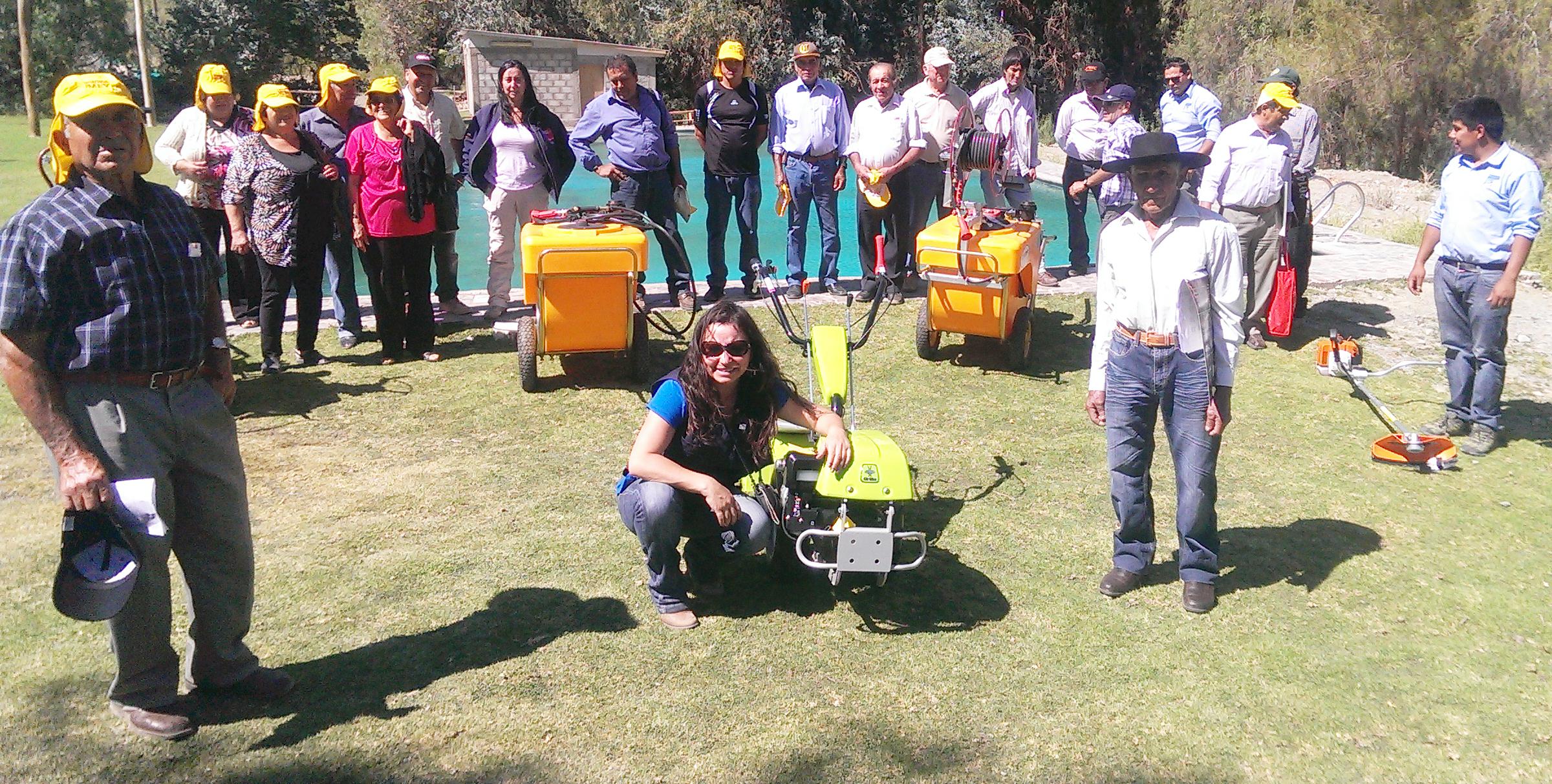 Pequeño productor de Alto del Carmen aumentará la seguridad de riego gracias a proyecto Indap