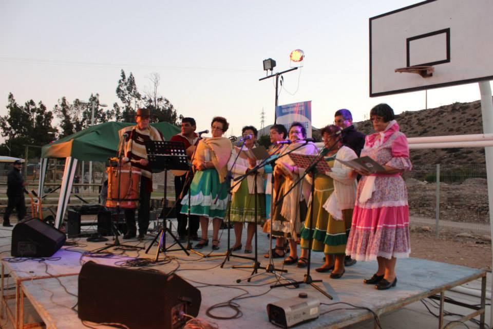 Festival de Expresiones Culturales en Maitencillo