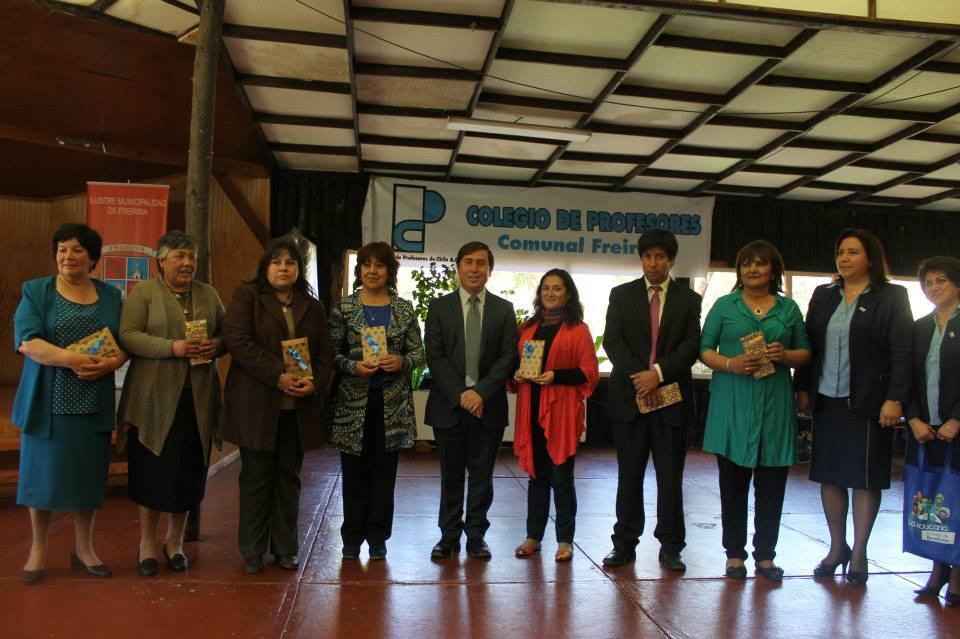Exitoso encuentro regional de profesores