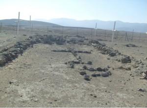 Cementerio de la Viruela en Vallenar