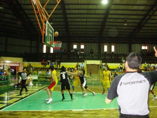 Resultados y programación del basquetbol Copa Ciudad de Vallenar