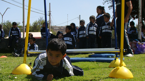Decide tu verano sin drogas con talleres deportivos es la invitación del SENDA Previene en Vallenar