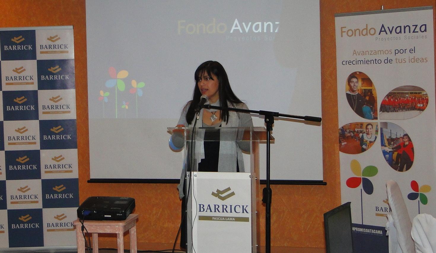 Agrupaciones sociales promueven su desarrollo con el apoyo de Fondo Avanza