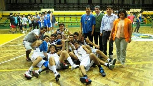 Hoy comienza campeonato de basquetbol en Vallenar