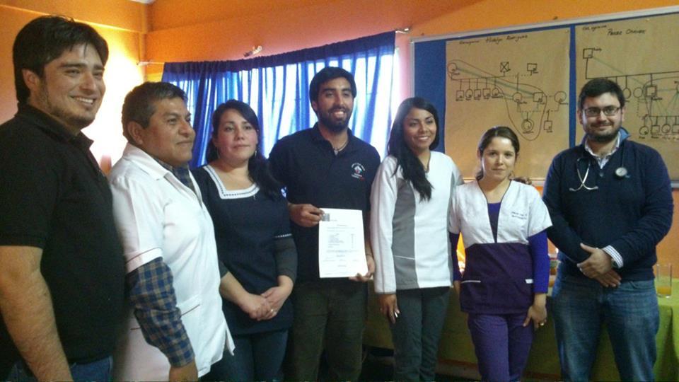 Cesfam Freirina realiza fuerte intervención en promoción de salud y vida sana