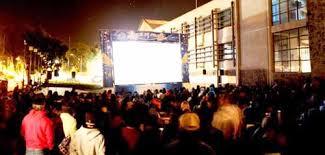 En Huasco se disfruta del mejor cine en vacaciones