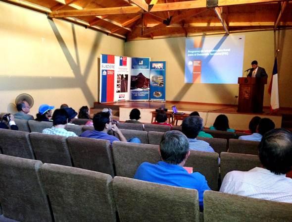 Autoridades regionales lanzan importante estudio para el desarrollo territorial de Alto del Carmen