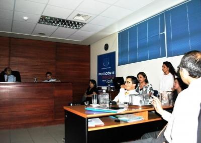 En Vallenar se realizó reunión de coordinación entre Gendarmería, jueces de garantía y defensores