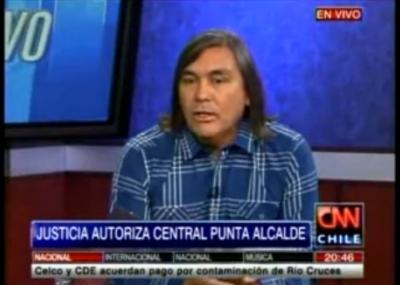 """Alcalde de Huasco ante ratificación de Punta Alcalde: """"Acatamos el fallo de la Corte Suprema y velaremos por que las mitigaciones ambientales se cumplan""""."""