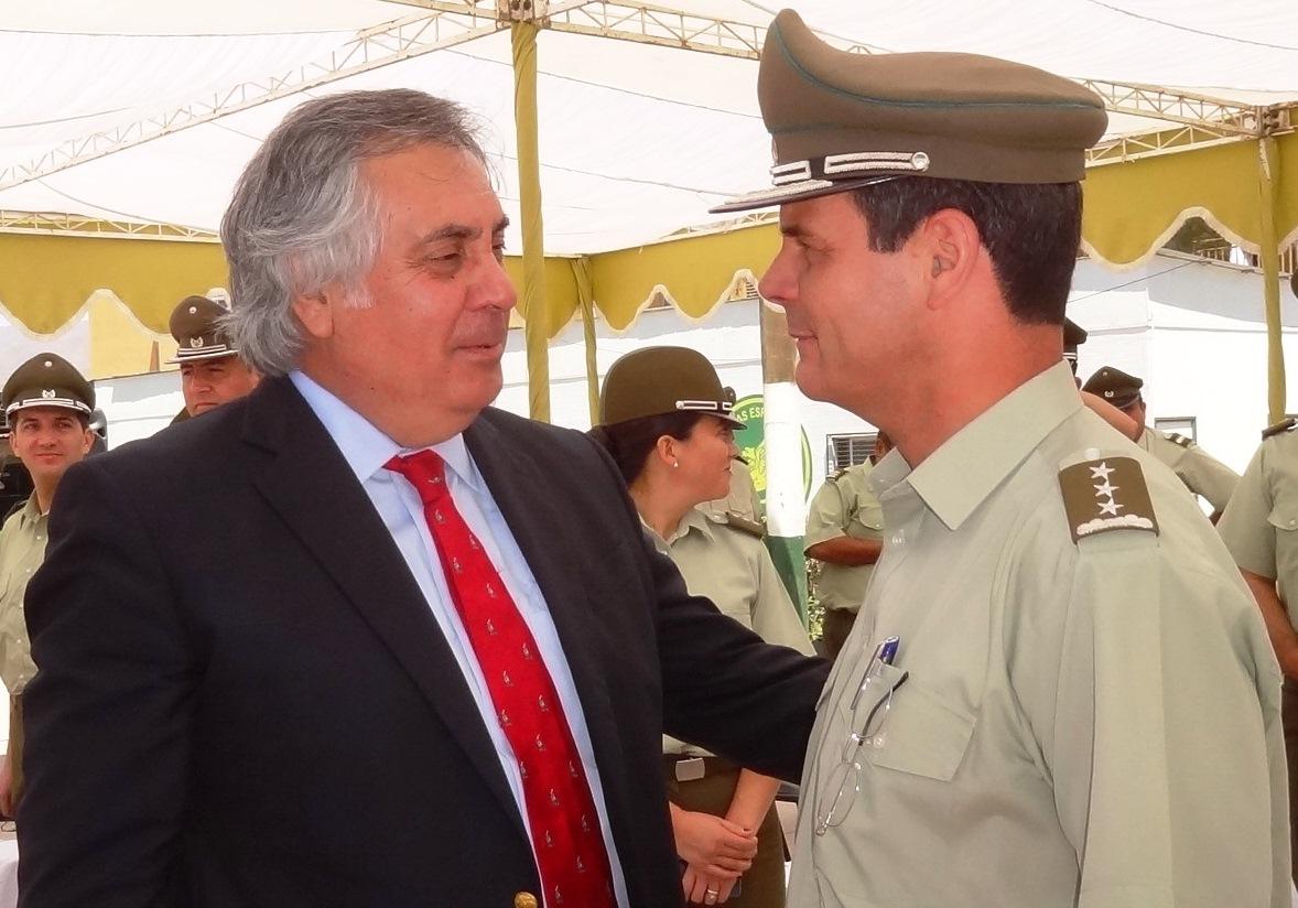 Llega nuevo prefecto de Carabineros a Atacama