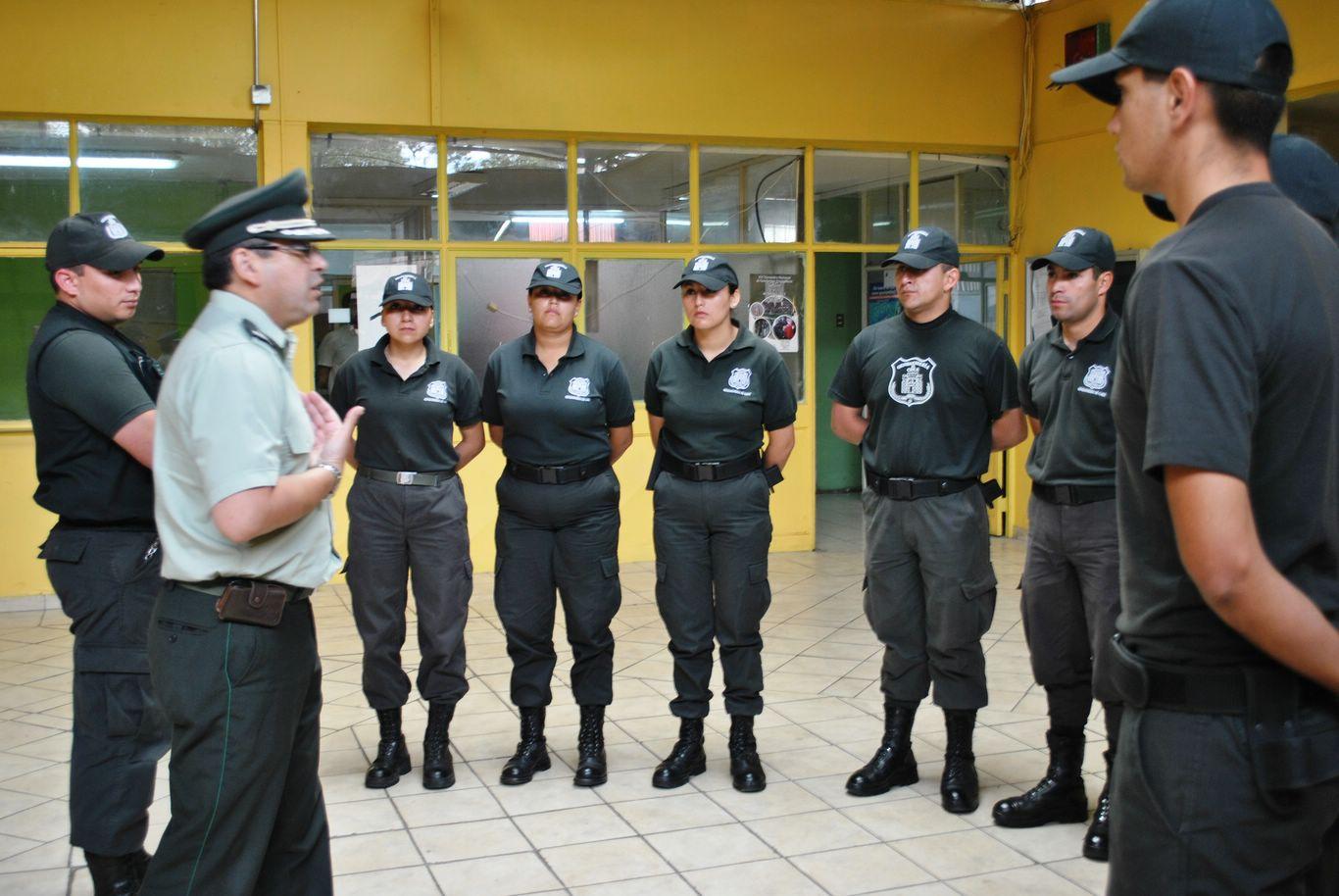 56 nuevos efectivos de Gendarmería llegan a potenciar la labor penitenciaria en Atacama