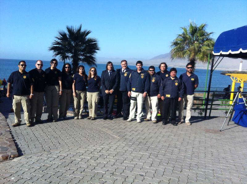 PDI lanza Plan Arenas Doradas en litoral costero de la provincia