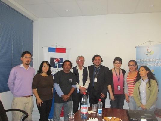 Programa PRAIS de Hospital Provincial llega con jornadas informativas a Huasco