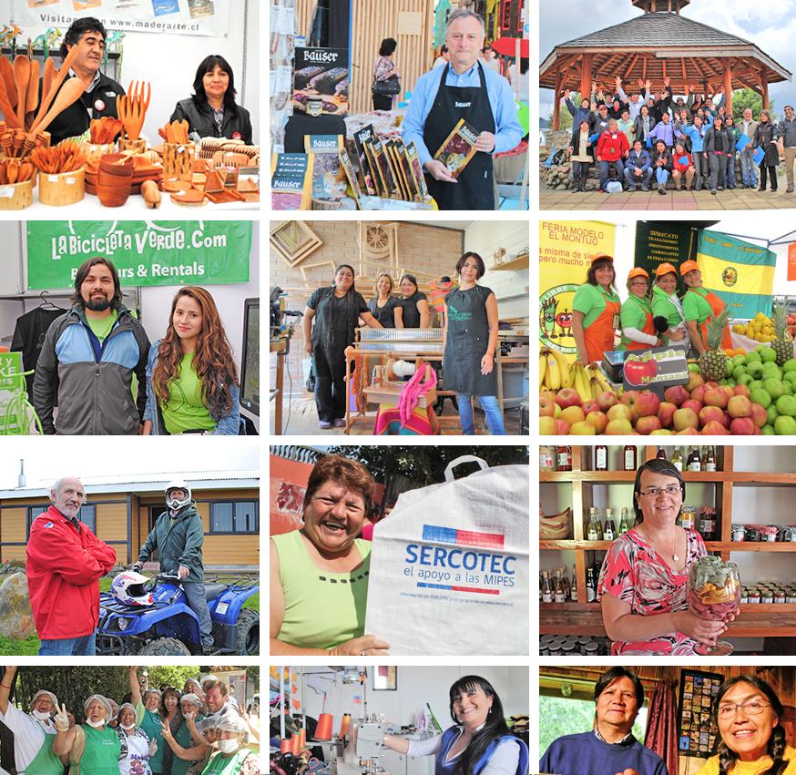 Sercotec presentó oferta de programas y servicios 2014