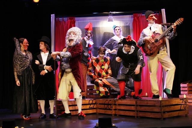 Comenzó festival de Teatro Latinoamericano en Vallenar