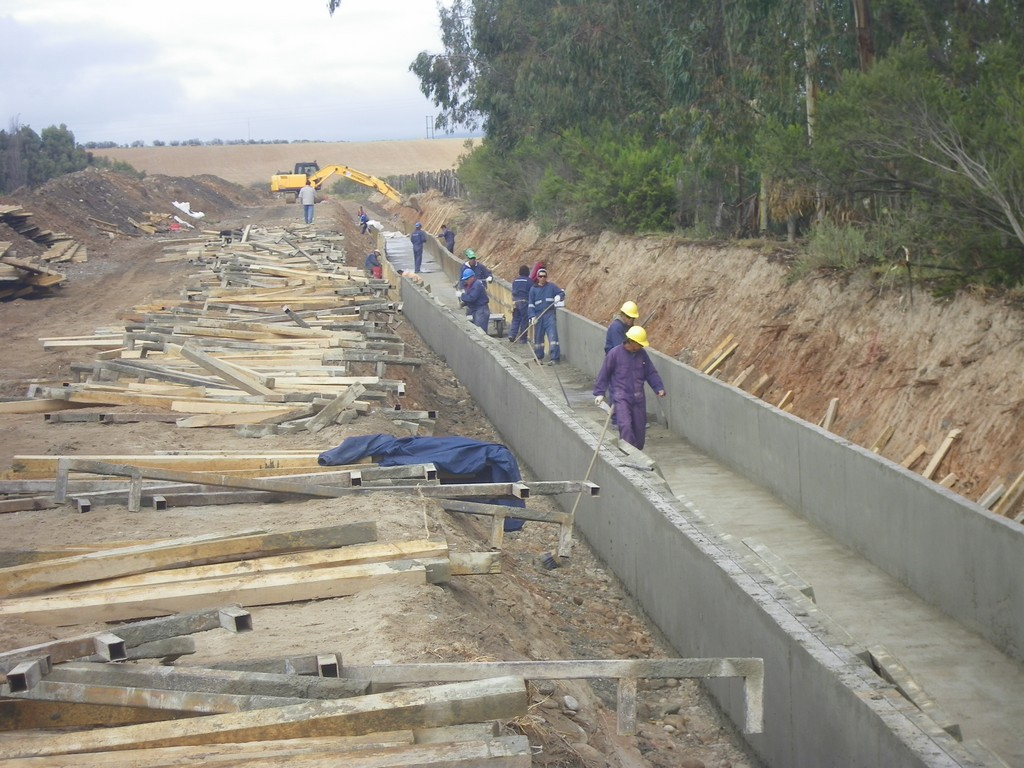 """Gerente Fondo ProAgua: """"Sin el Fondo de Compensación no habríamos podido enfrentar el gran desafío en infraestructura para soportar la actual sequía"""""""