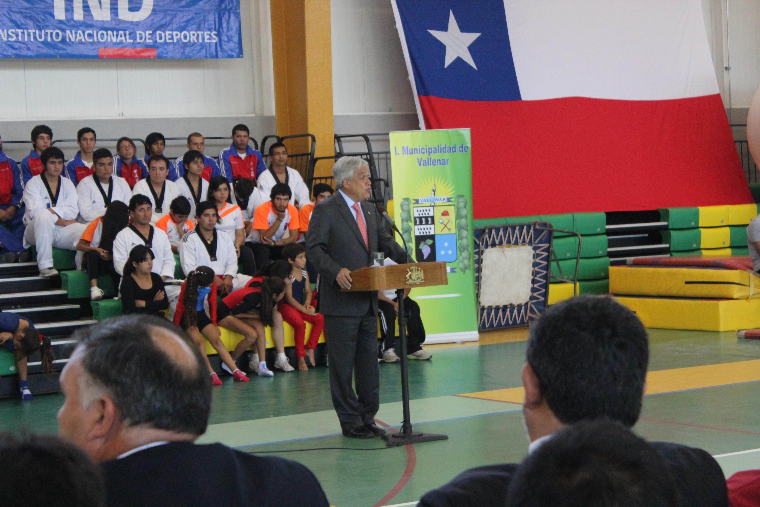 Presidente Piñera entregó completo balance del Plan de Desarrollo para la Región de Atacama
