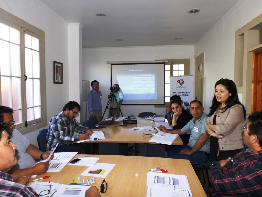 Atacama Training presenta cursos y diplomados del primer semestre para Vallenar