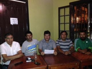 Movimiento Amplio Social (MAS) brinda apoyo a nuevo Intendente de Atacama