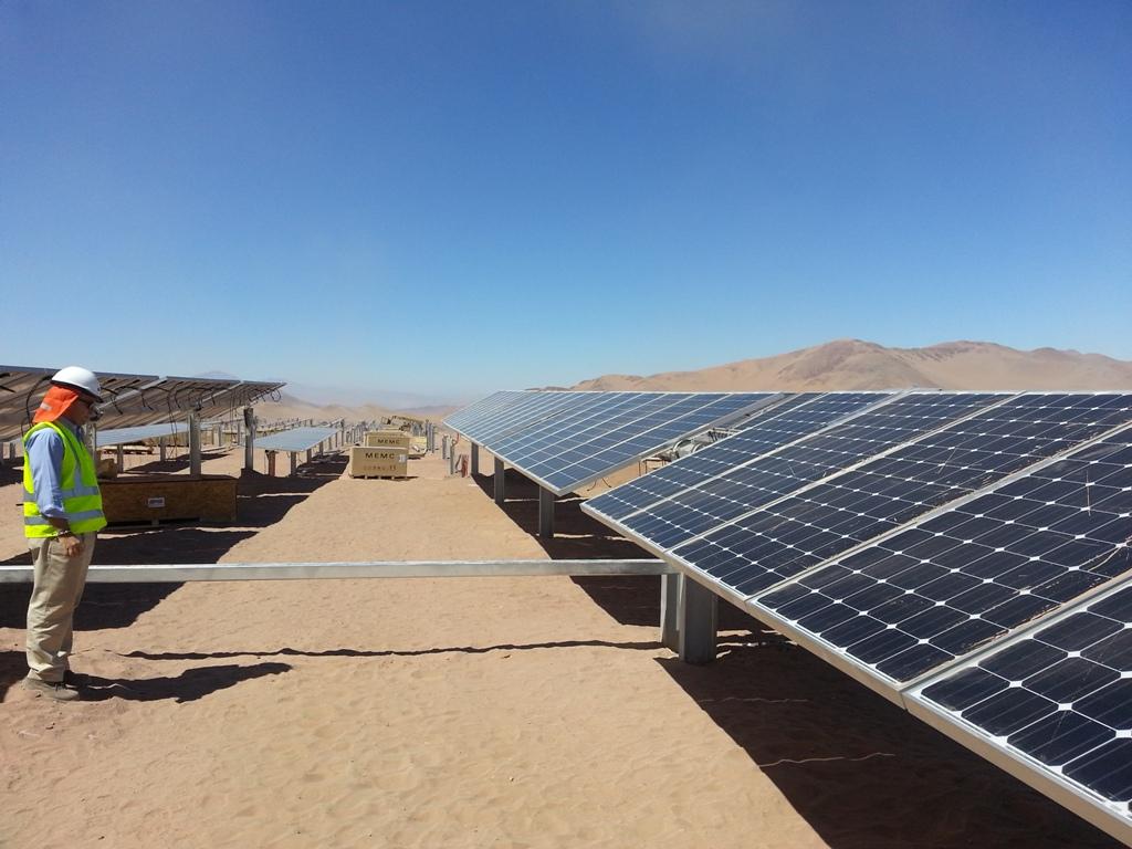 Región de Atacama diversifica su matriz energética con nuevos proyectos