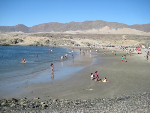 De 17 playas existentes en el Huasco, todas están inhabilitadas para el baño