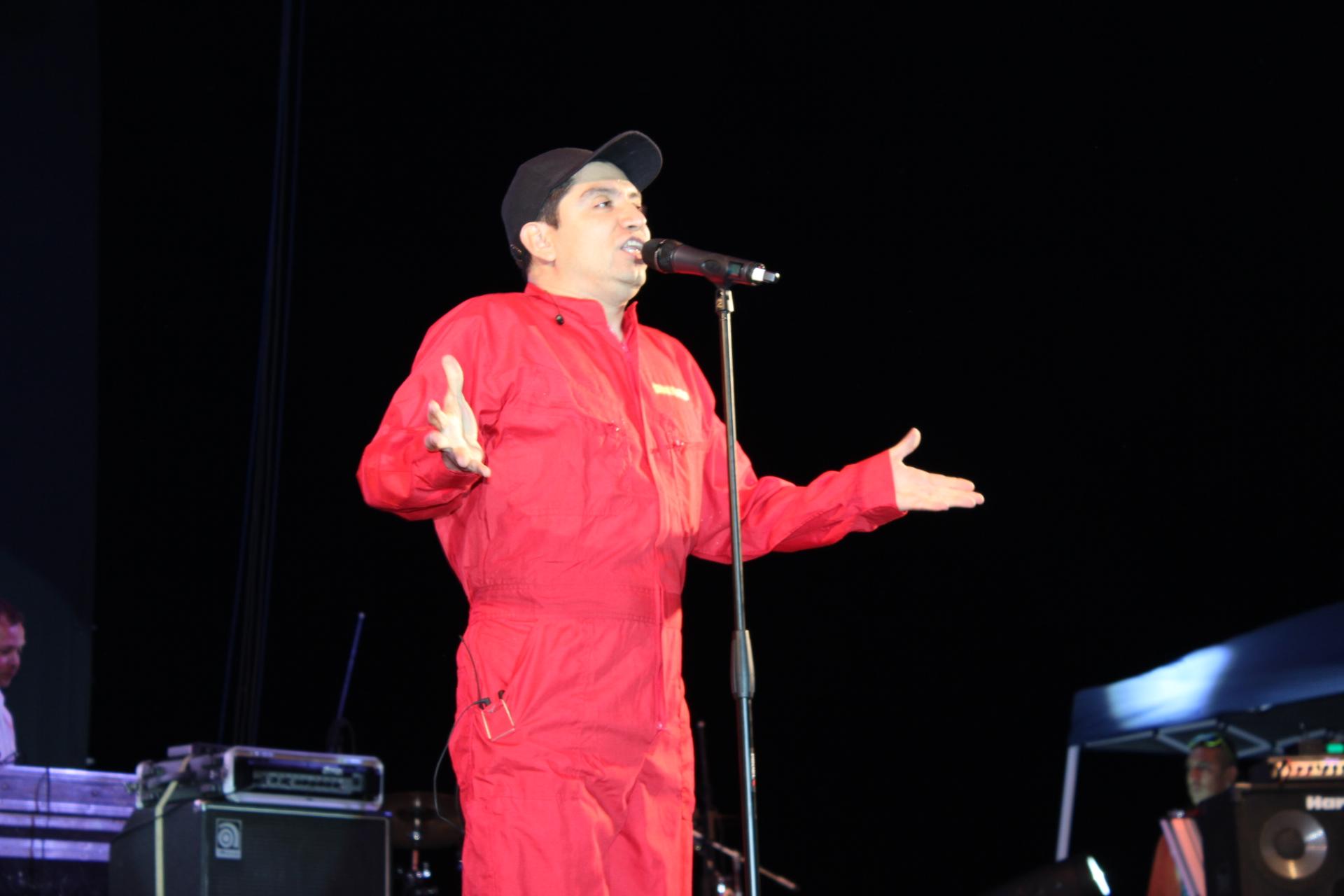 Sinergia se llevó todo el cariño del Vallenar Canta en su segunda noche de festival