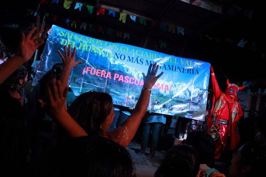 Banda Conmoción apoya preocupación por escasez de agua en el Huasco