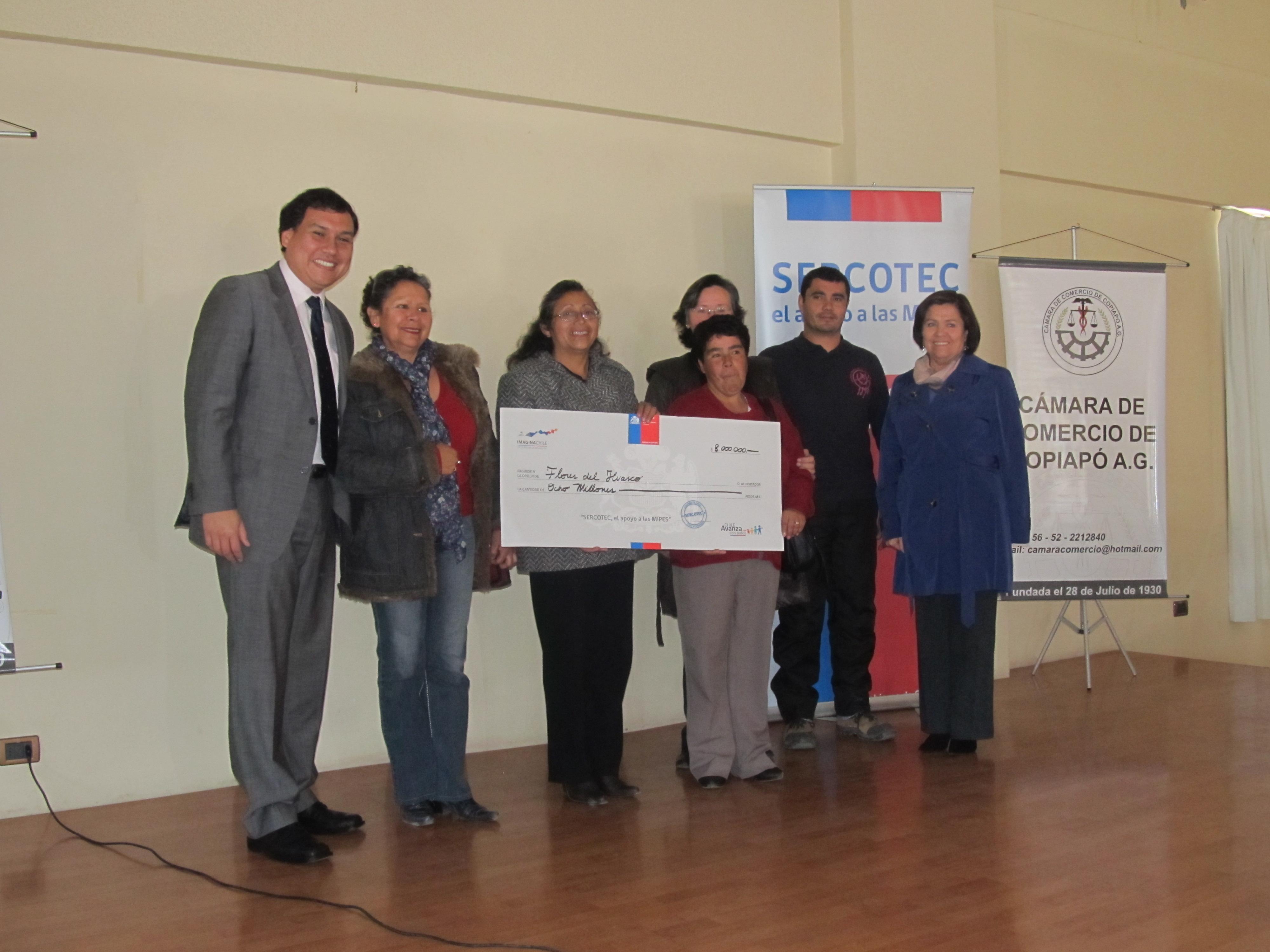 """Sercotec Atacama anuncia el lanzamiento del programa """"Iniciativas de Desarrollo Territorial 2014"""""""