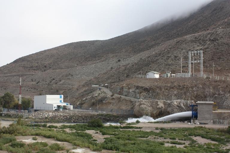 Central Hidroeléctrica Río Huasco: Generando energía en el desierto más árido del mundo