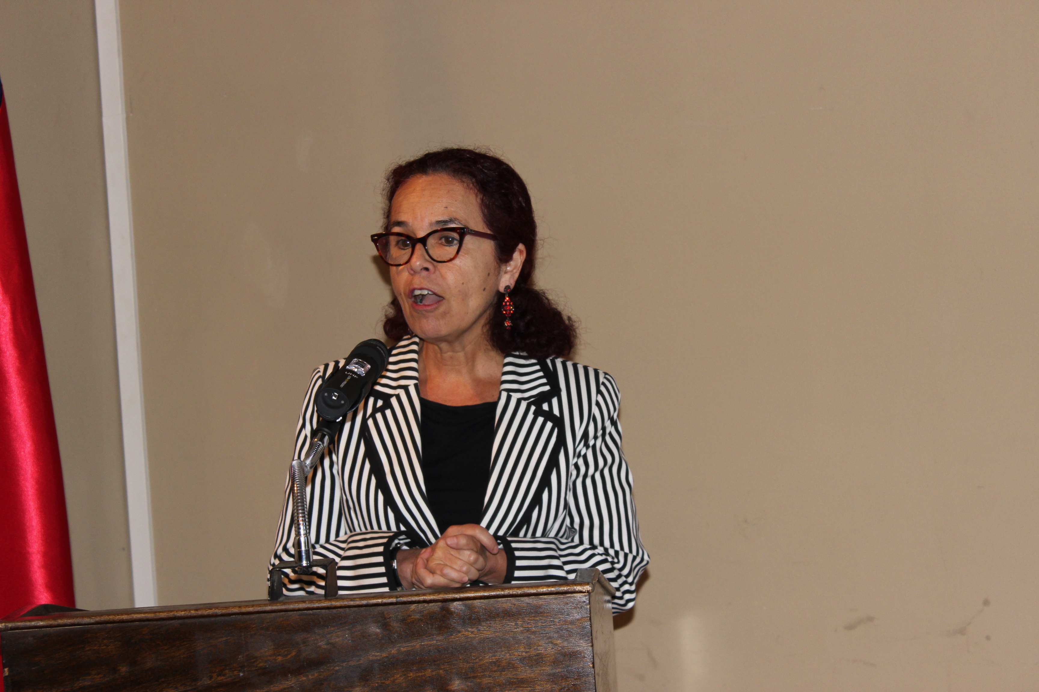 """Gobernadora del Huasco: """"Hay que reestablecer las confianzas con la comunidad"""""""