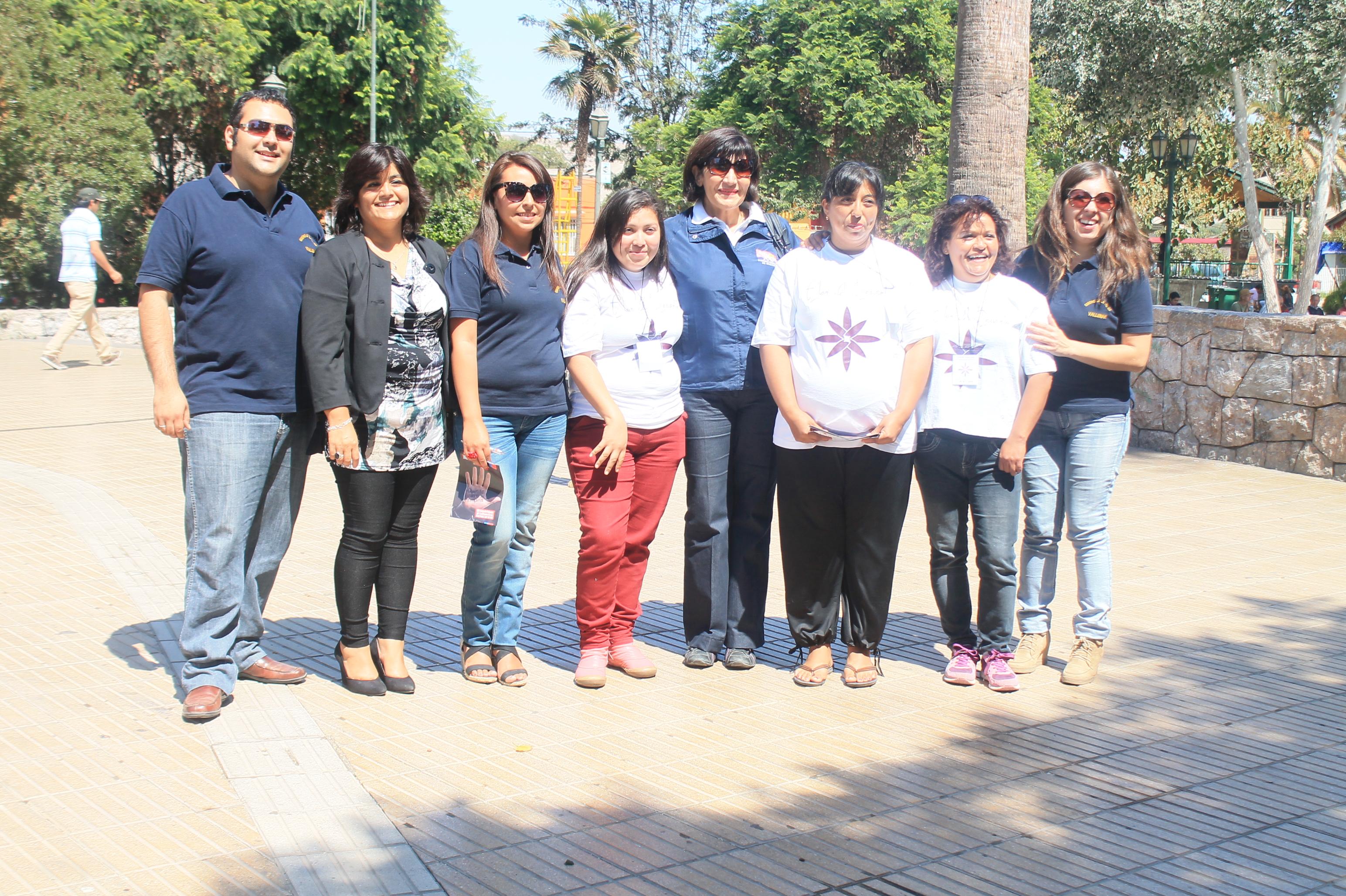 Con Feria de la Mujer celebran el Día Internacional de la Mujer en Vallenar